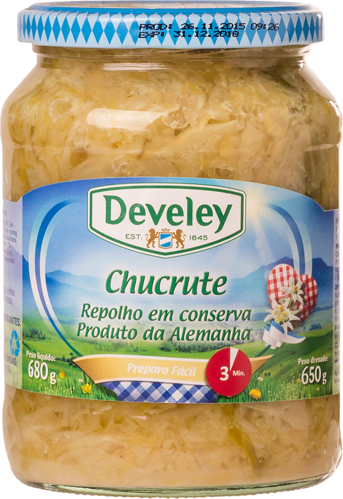Chucrute Develey
